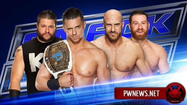 Обзор SmackDown 12.05.2016