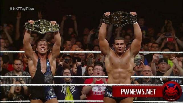 Когда стоит ожидать дебюта действующих Командных Чемпионов NXT в основном ростере?