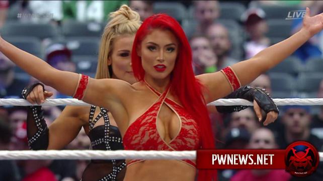 Ева Мари опять возвращается в основной ростер WWE?