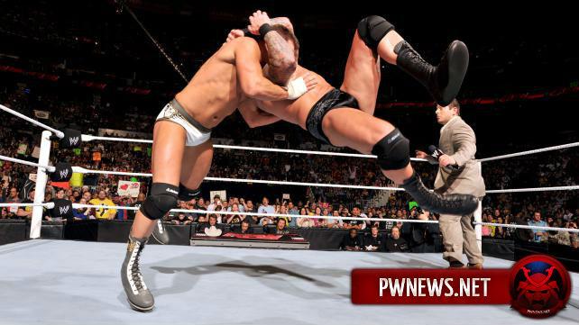Бывший Интерконтинентальный чемпион хочет уйти из WWE
