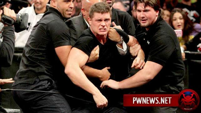 Чего на самом деле Коди Роудс хотел от WWE?