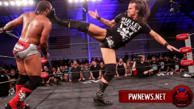 Действующий чемпион ROH рассказал о своей попытке попасть в WWE