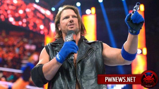 О позиции ЭйДжея Стайлза в WWE после поражений Роману Рейнсу