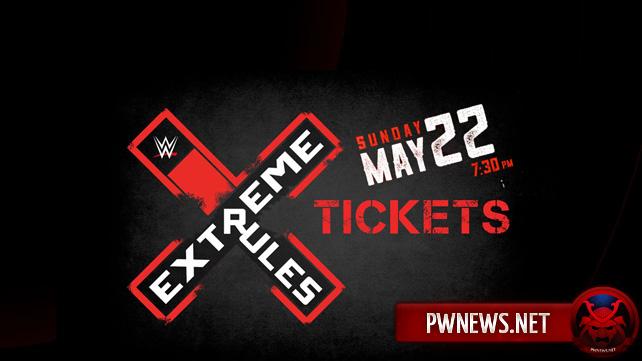 Первое важное событие на Extreme Rules