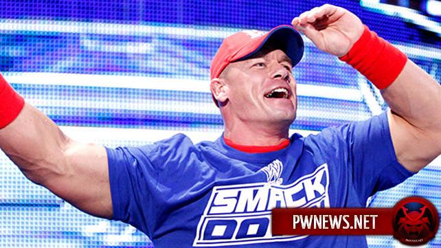 Будущее Джона Сины на SmackDown после разделения на бренды под вопросом?