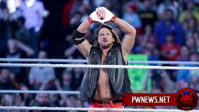 ТОП-звезду WWE начали снимать с хаус-шоу