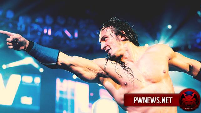 Невилла добавили на одно из предстоящих шоу WWE