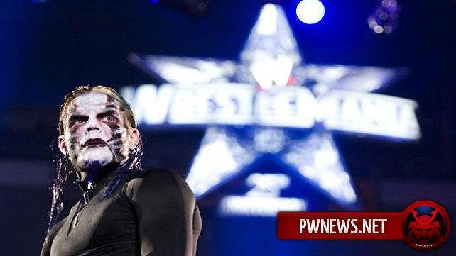 Джефф Харди хочет завершить карьеру на WrestleMania