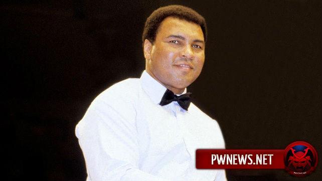 WWE прокомментировали смерть Мохаммеда Али