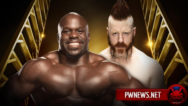 Apollo Crews vs. Sheamus (Kickoff Match) — Money in the bank 2016
