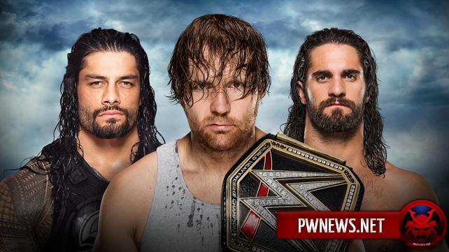 WWE не намерены исключать Романа Рейнса из мэйн-ивента BattleGround?