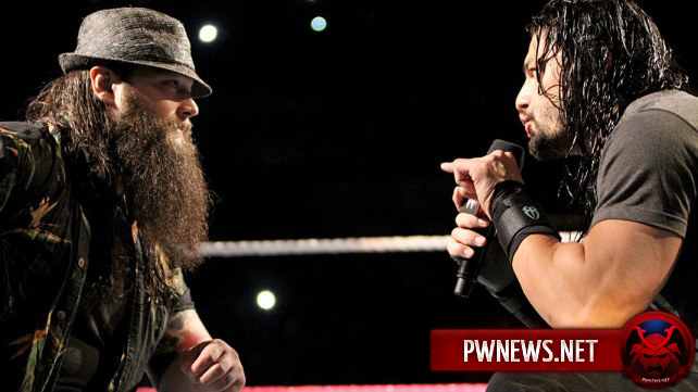 Статистика: Roman Reigns vs. Bray Wyatt