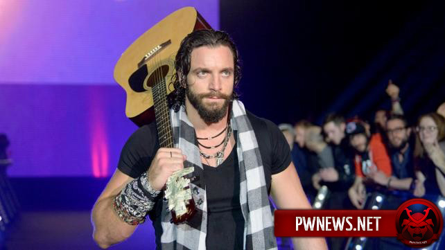 WWE подтвердили травму Элиаса Сэмсона