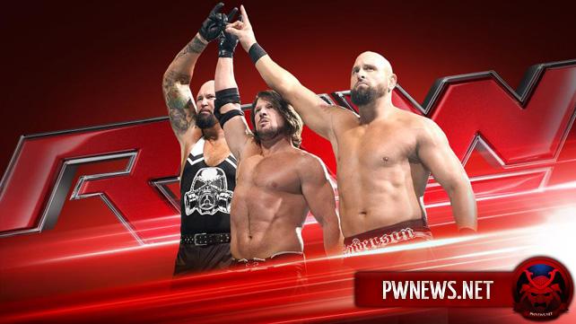 Обзор Raw 06.06.2016