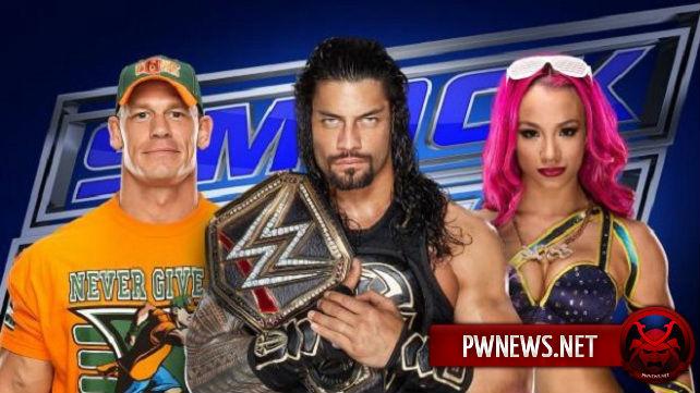 Из разряда слухов: SmackDown хотят перевести в трехчасовой формат?