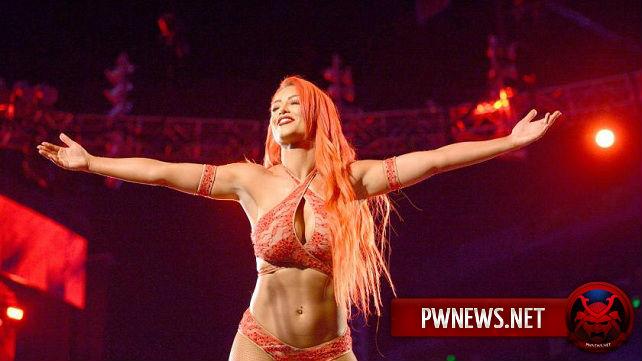 Ева Мари станет лицом женского ростера SmackDown?