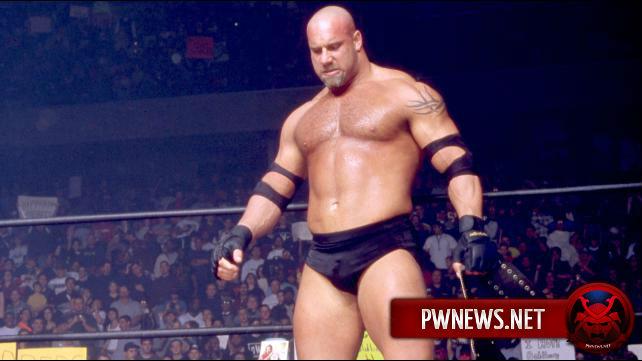 Большие закулисные новости о будущем Голдберга с WWE