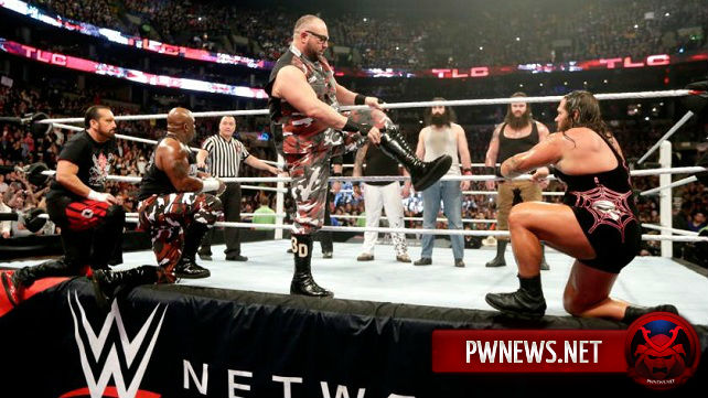 Возможное возвращение в WWE
