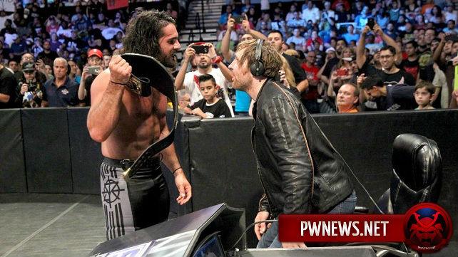 Известны рейтинги прошедшего SmackDown