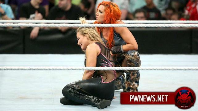Оригинальные планы на женский матч во время MITB; Наталья покинет WWE?