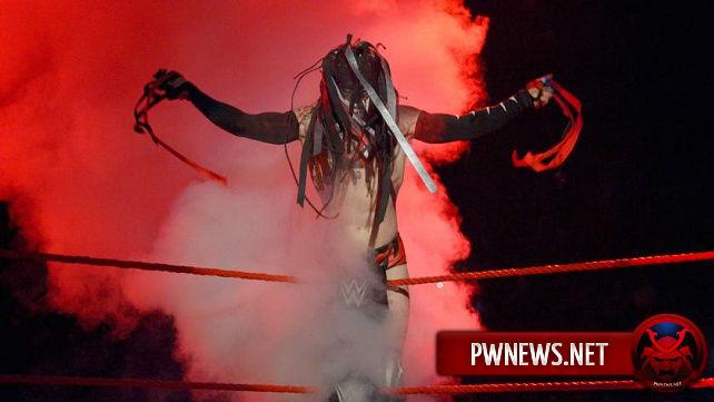 Первоначальные планы на Финна Бэлора к SummerSlam