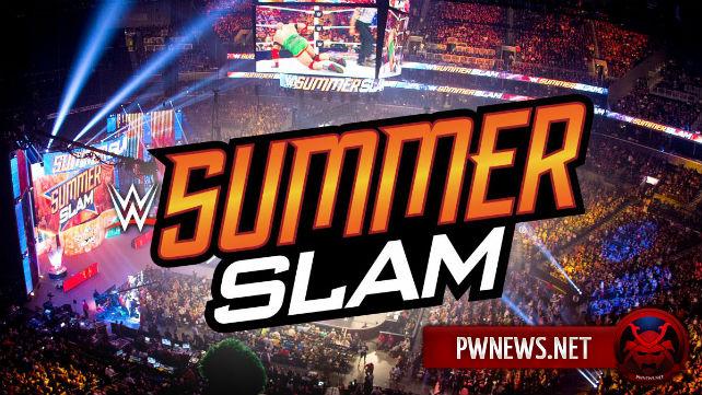 Возможный мэйн-ивент SummerSlam 2018