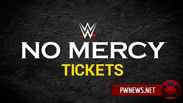 Официально: WWE вернули No Mercy