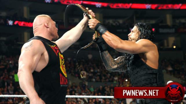 Как проблемы Брока Леснара с UFC повлияли на его положение при драфте в WWE?