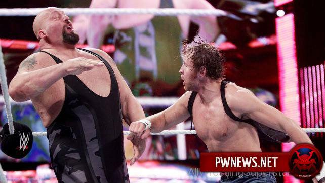 Биг Шоу ворвался в темный матч после эфирной части RAW