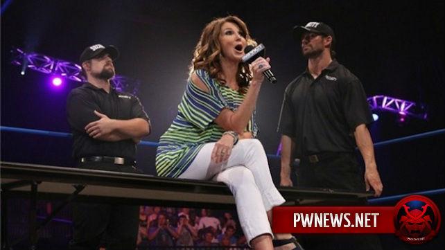Дикси Картер появится в программе WWE 24 на WWE Network