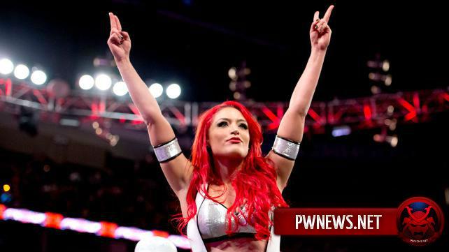 Отстранение Евы Мари завершилось; Новости о её теперешнем статусе в WWE