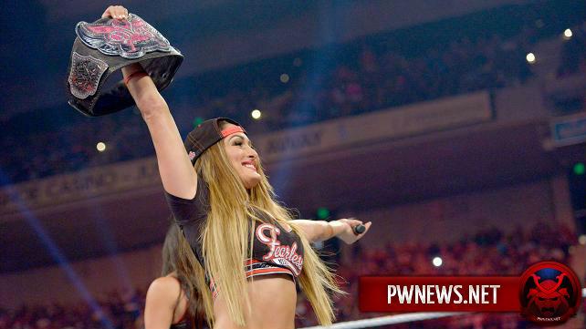 Официально: Никки Белла готова к возвращению на ринг