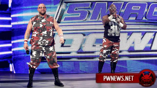 Дадли Бойз покинули WWE
