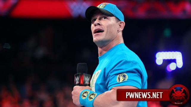 Джон Сина все-таки закрепится за RAW после разделения брендов?
