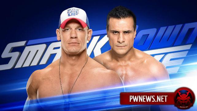 На SmackDown назначен матч и большой сегмент