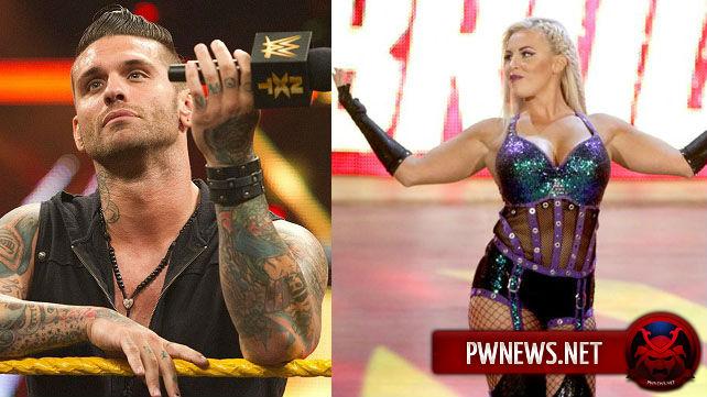 Кори Грейвс перейдет в основной ростер? О планах WWE на Дану Брук