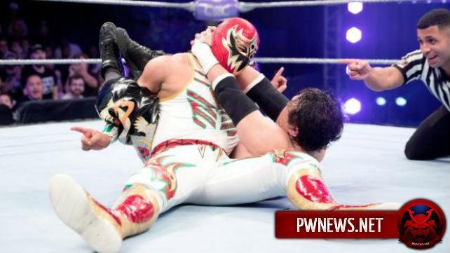 WWE подписали контракт с еще одним участником турнира Cruiserweight Classic?