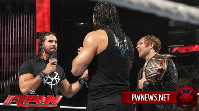 Хорошие новости о рейтингах прошедшего Monday Night RAW