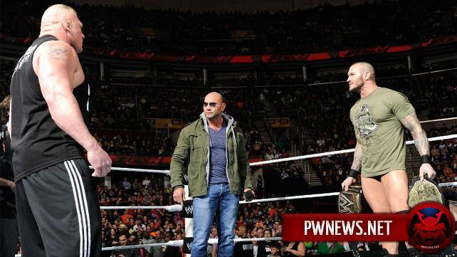 Большие новости о том, кто станет соперником Брока Леснара на SummerSlam