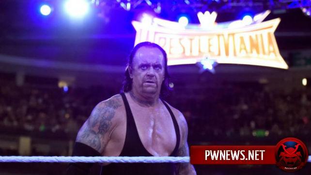 Гробовщик вернется на SmackDown?!