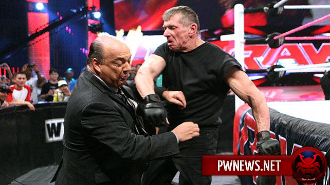 Контракт Пола Хеймана с WWE истек