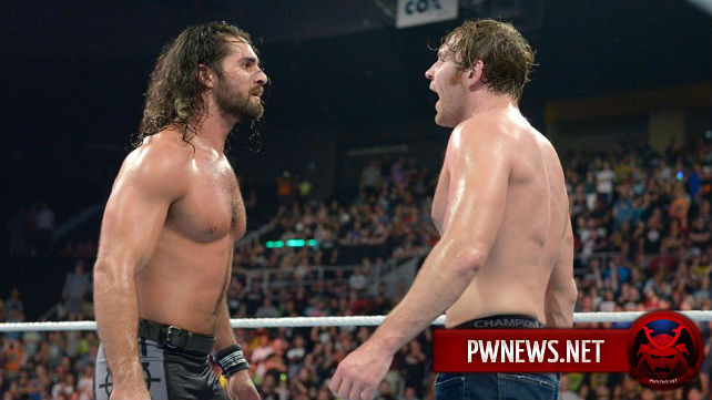 На SmackDown пройдет матч за титул чемпиона WWE