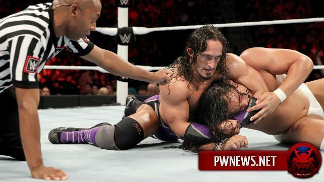 Возвращение на записях SmackDown (+ФОТО)