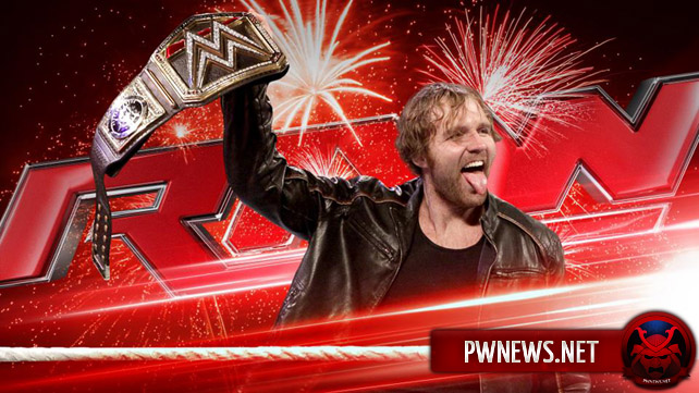 Превью к WWE Monday Night RAW 04.07.2016
