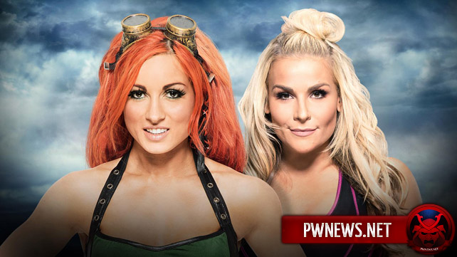 Becky Lynch vs. Natalya — Battleground 2016