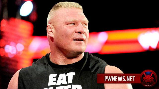 График Брока Леснара в WWE перед SummerSlam немного изменен