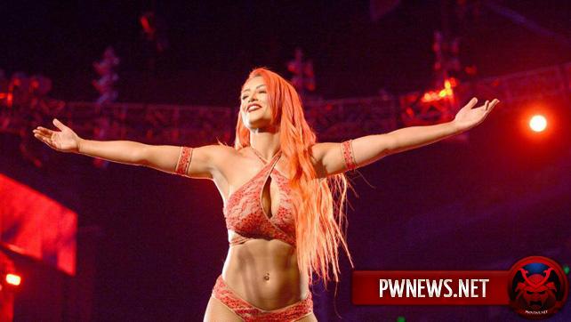Ева Мари больше не сотрудничает с WWE
