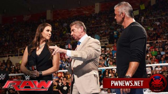 Как Винс МакМэн и шумиха вокруг драфта помогли рейтингам прошлого RAW?