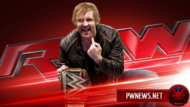 Превью к WWE Monday Night RAW 27.06.2016
