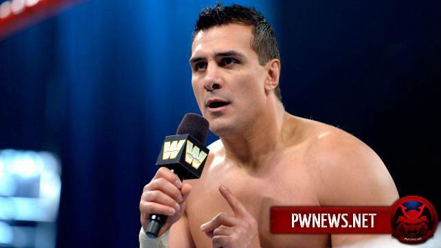 BREAKING: Альберто Дель Рио покинул WWE